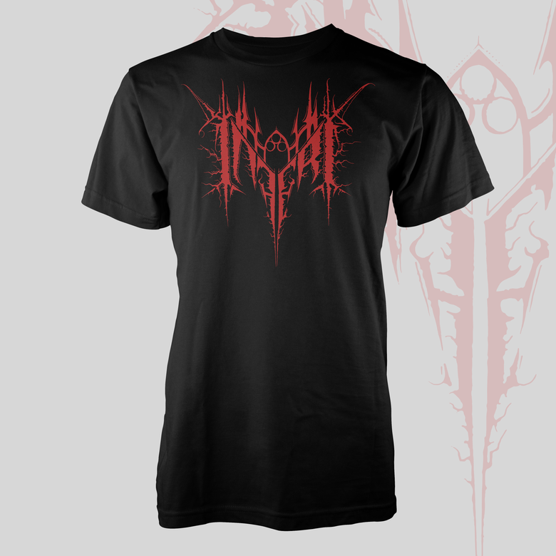 Image of INFERI - Red Logo | T-shirt