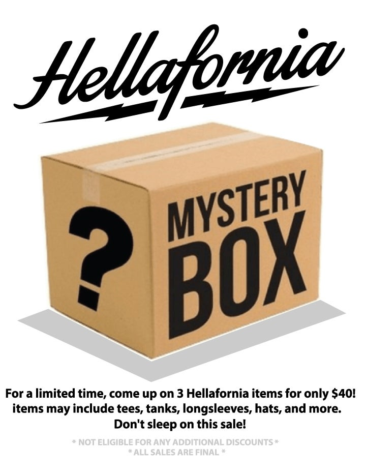 Image of MENS MYSTERY BOX