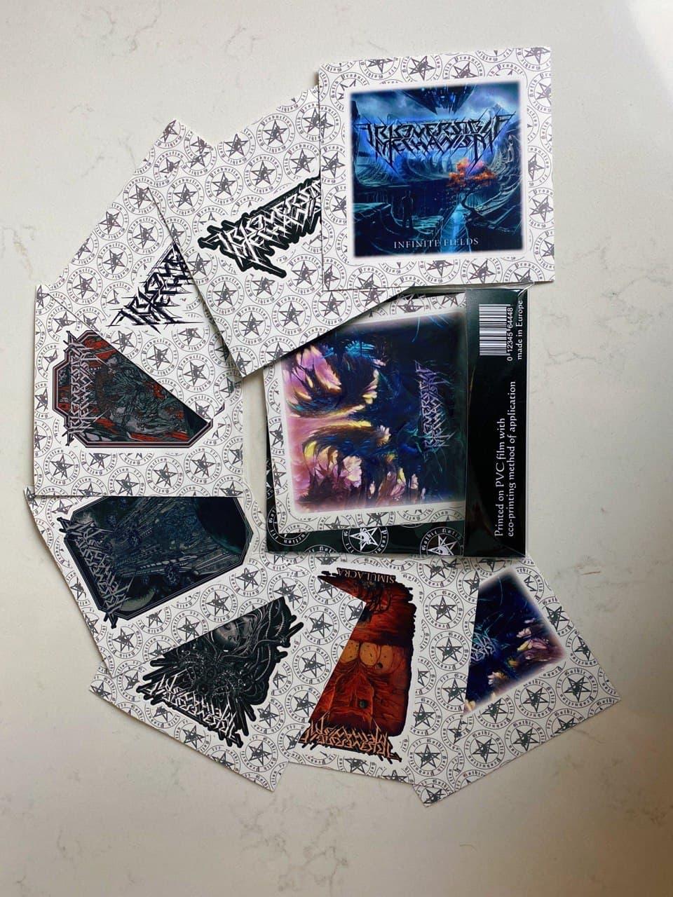 Image of Sticker Pack IM