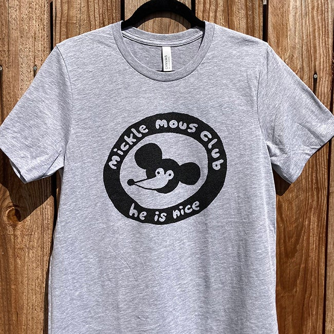 Image of Mickle Club T-shirt