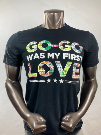 Image of Go-Go Was My First Love Poster Print V2-T