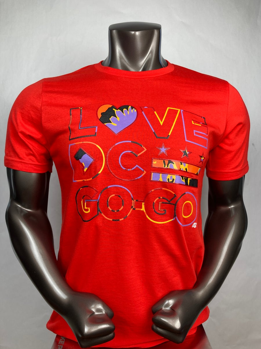 Image of LOVEDCGOGO - 68 T-shirt (4D3)