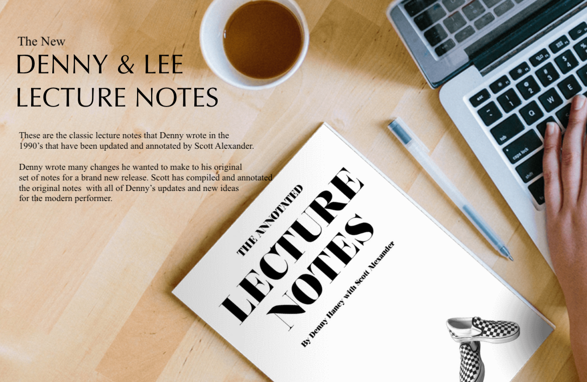 Image of The New Denny & Lee Lecture Notes & Video