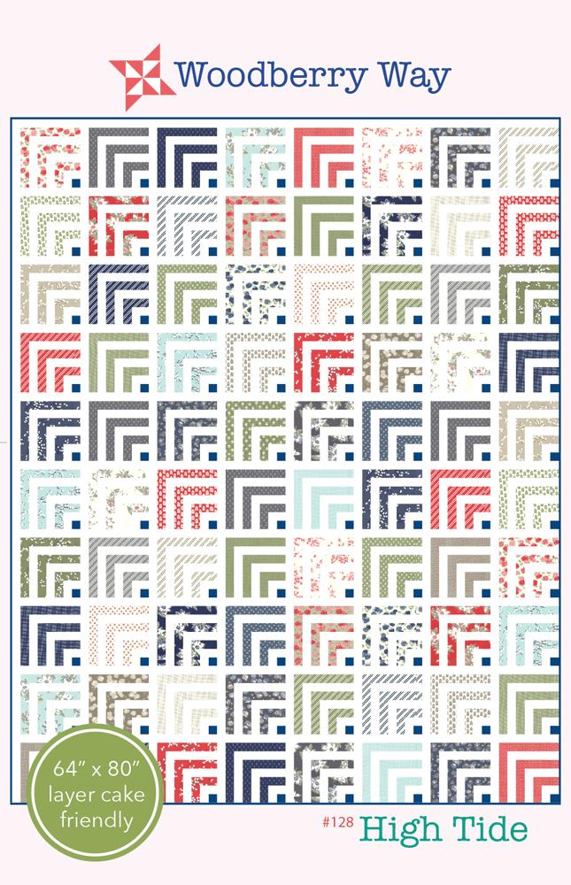 Image of High Tide PDF Pattern