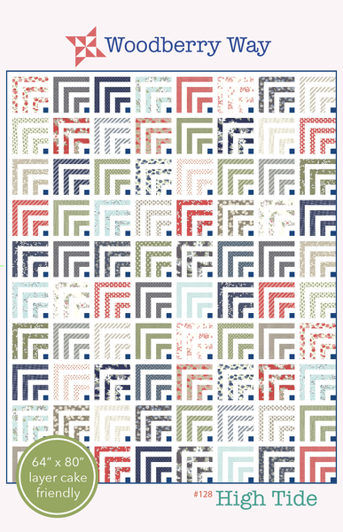 Image of High Tide PDF Pattern