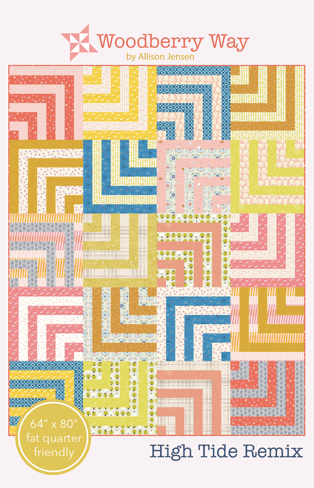 Image of High Tide Remix PAPER Pattern