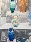 Getty Vases