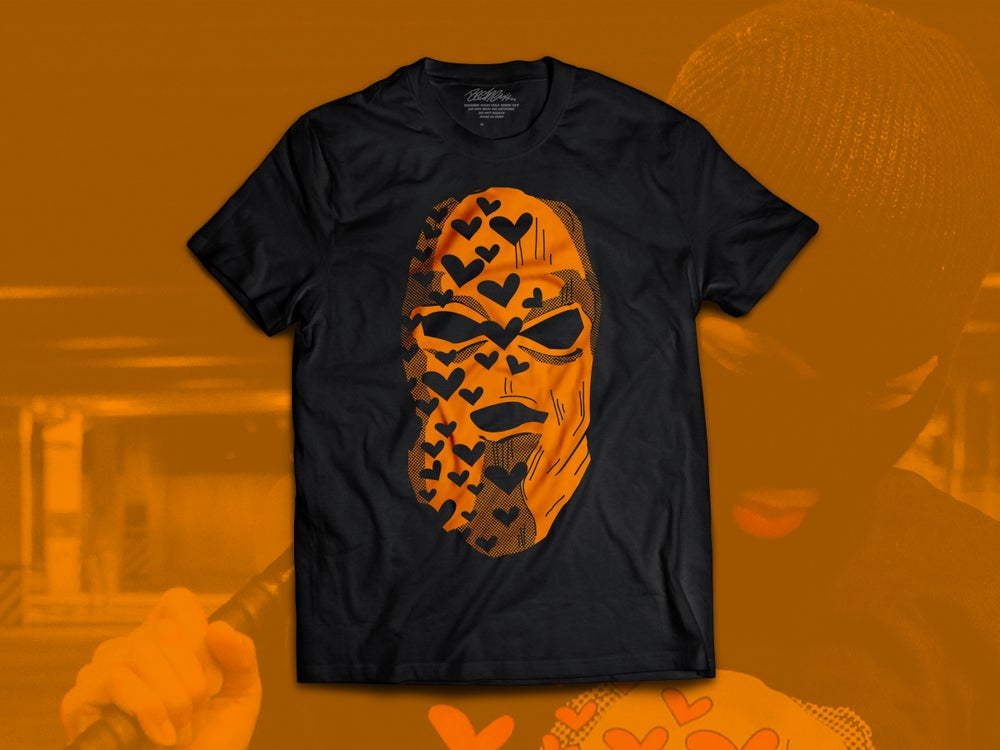 Image of Mobbin SKi Mask ( Solid Orange )