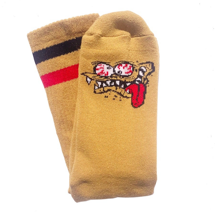Image of Stink Fink Socks Gold