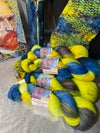 Made to Order:Jenny's Starry Night on Various Yarn Bases & Roving