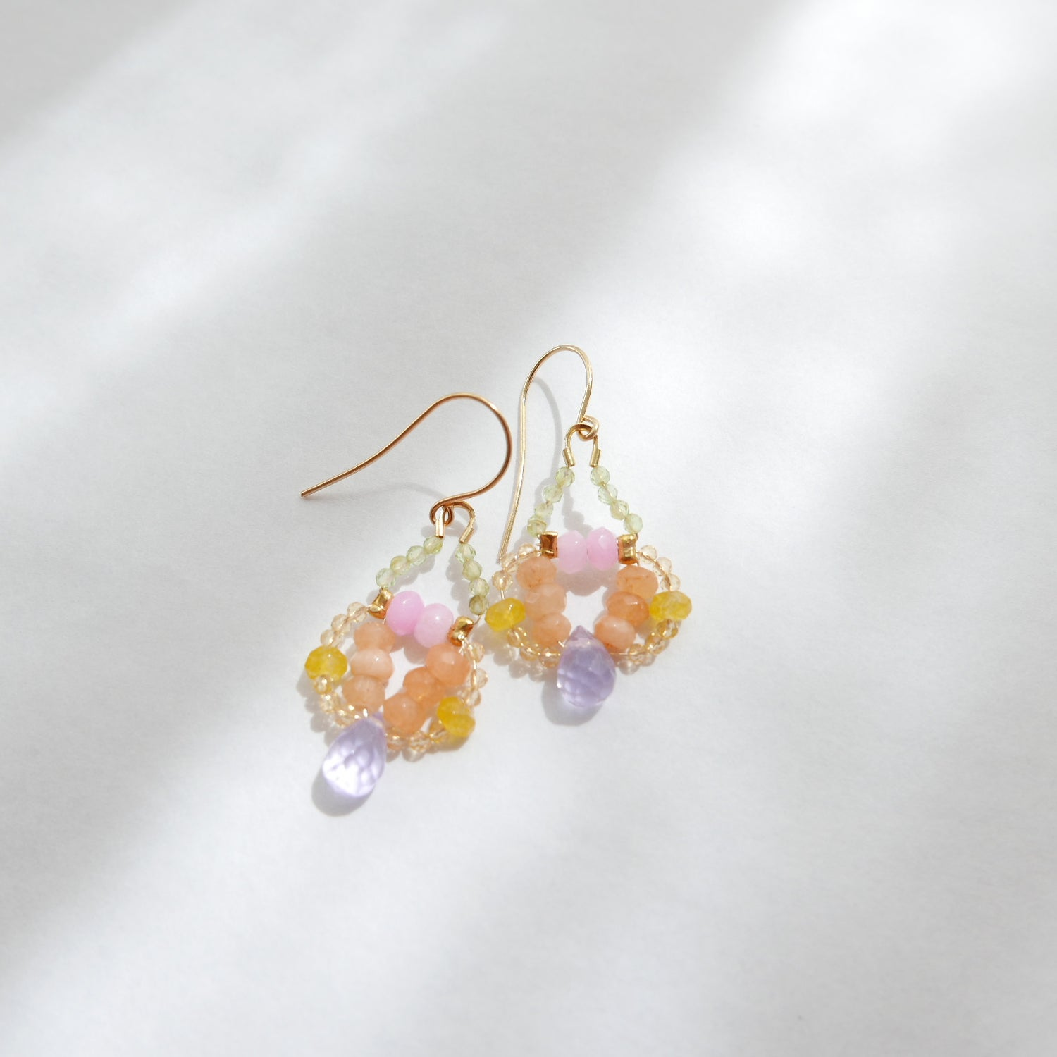Image of Nova Earrings - Buttercup