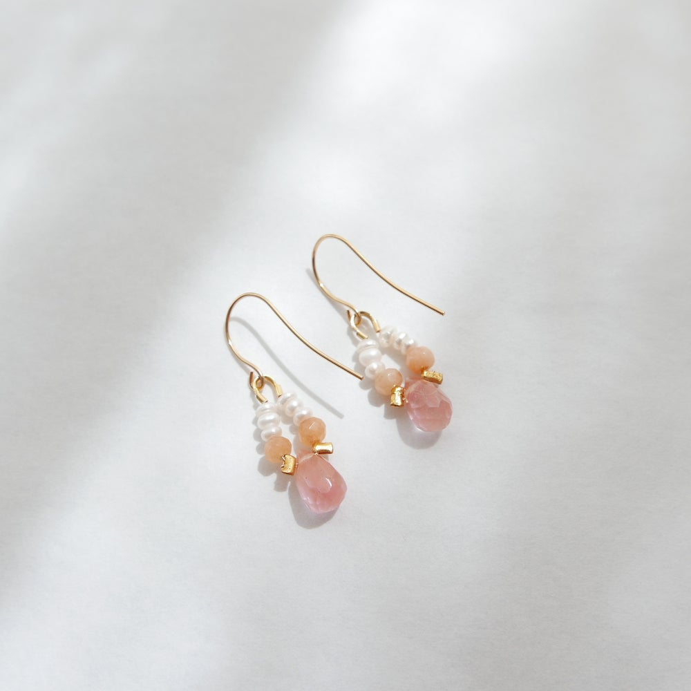 Image of Nova Earrings - Primrose