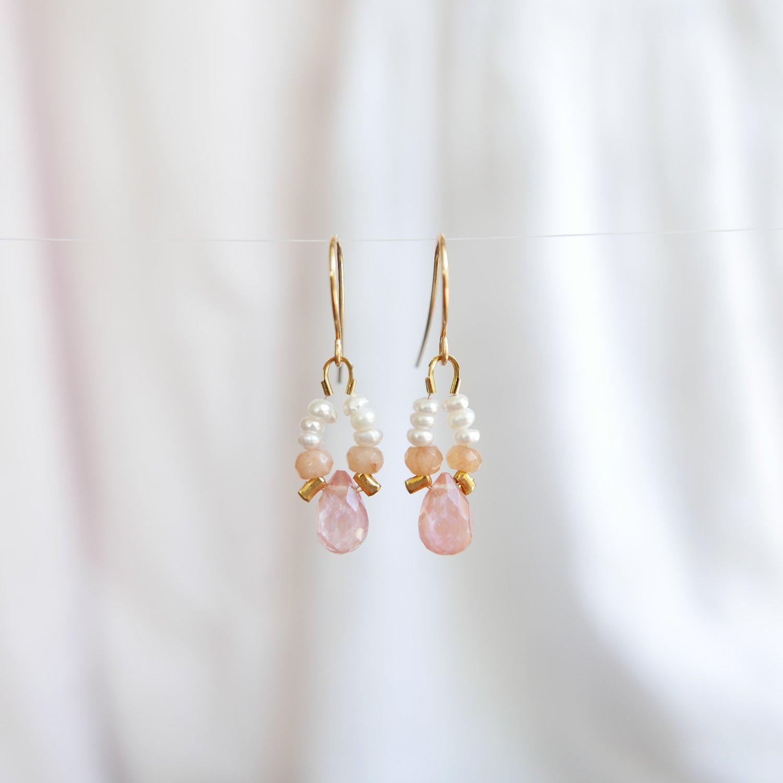Image of Nova Earrings - Primrose