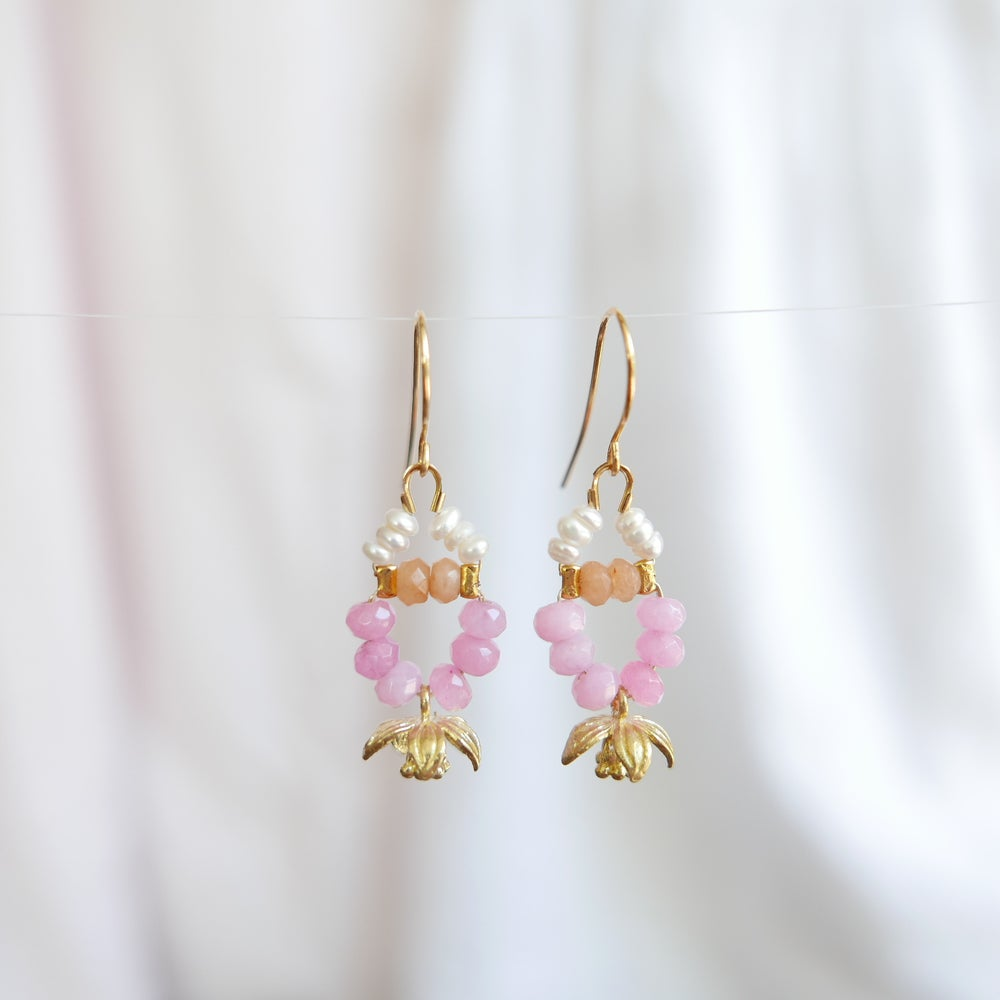 Image of Nova Earrings - Daphne