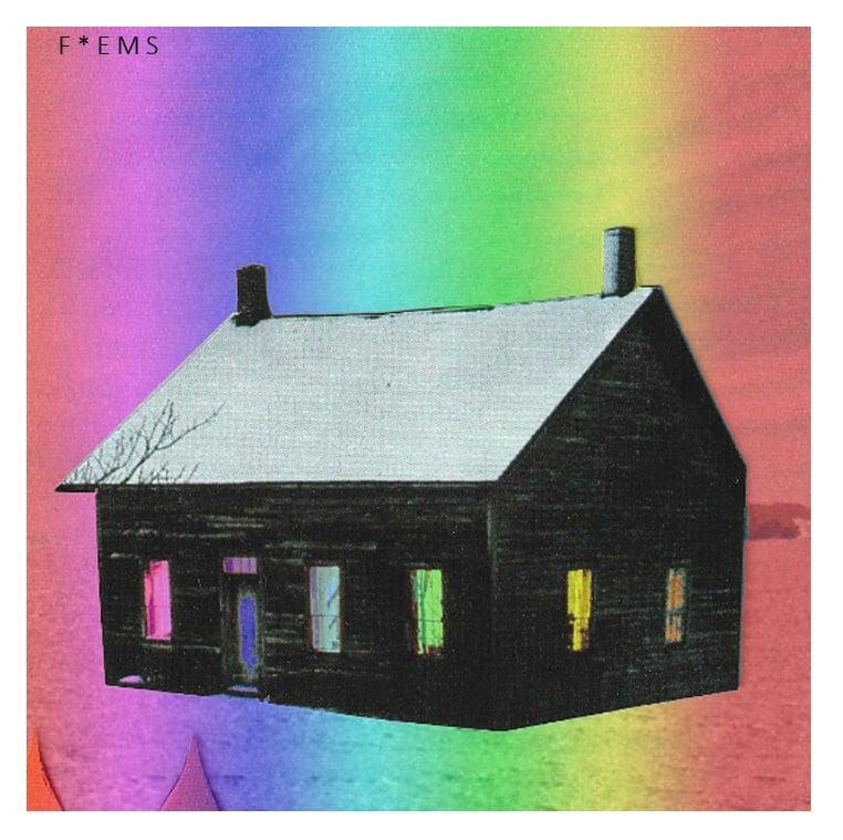 Image of F*EMS house sticker