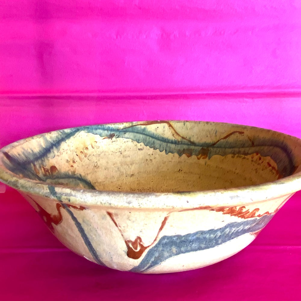 Image of Marble clay bowl