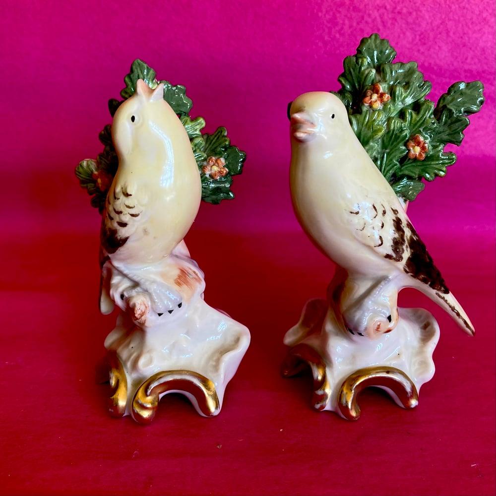 Image of Porcelain Birds
