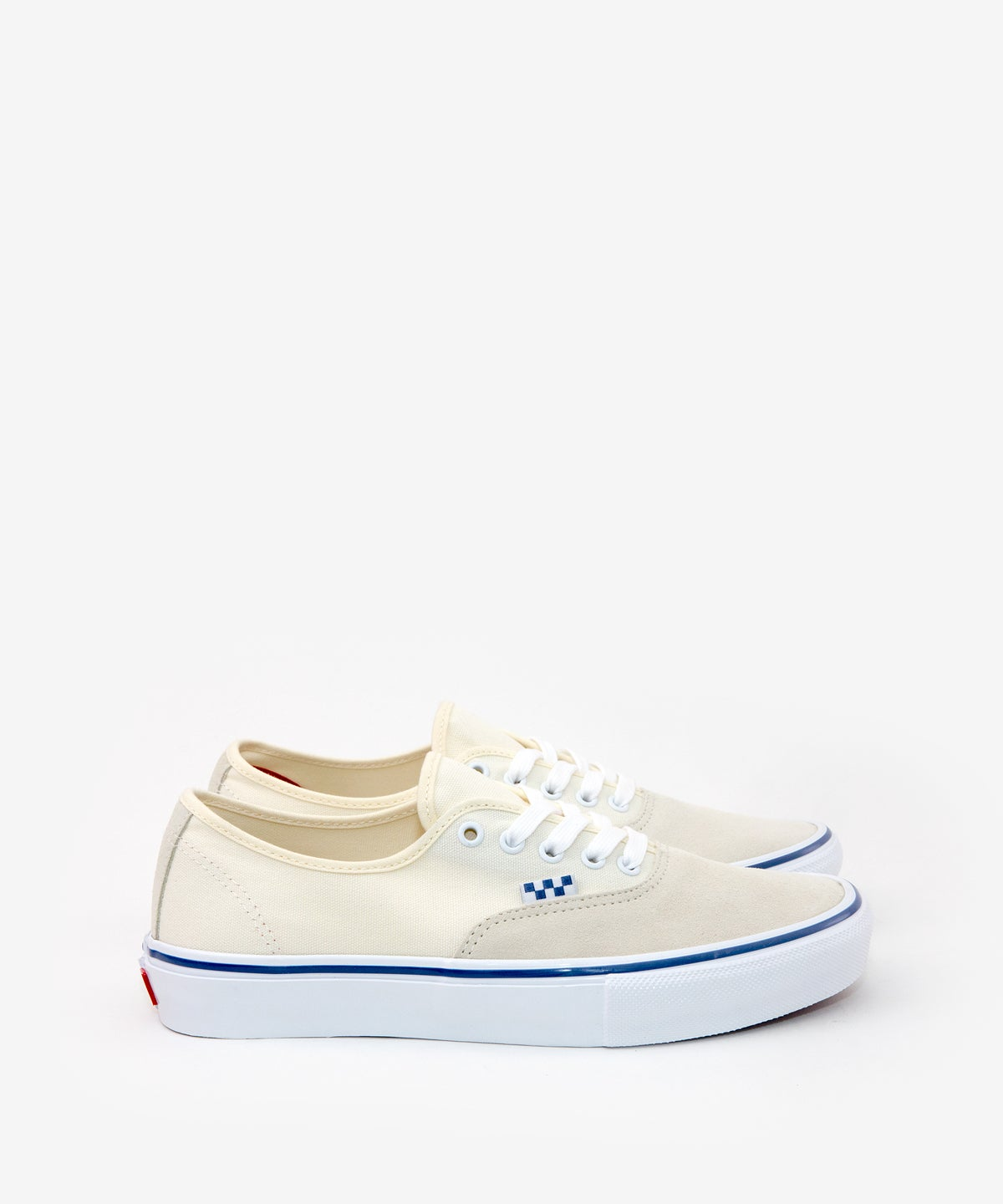 Image of VANS_SKATE AUTHENTIC :::OFF WHITE:::
