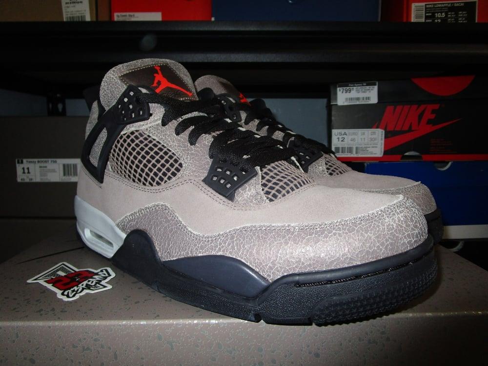 "Image of Air Jordan IV (4) Retro ""Taupe Haze"""