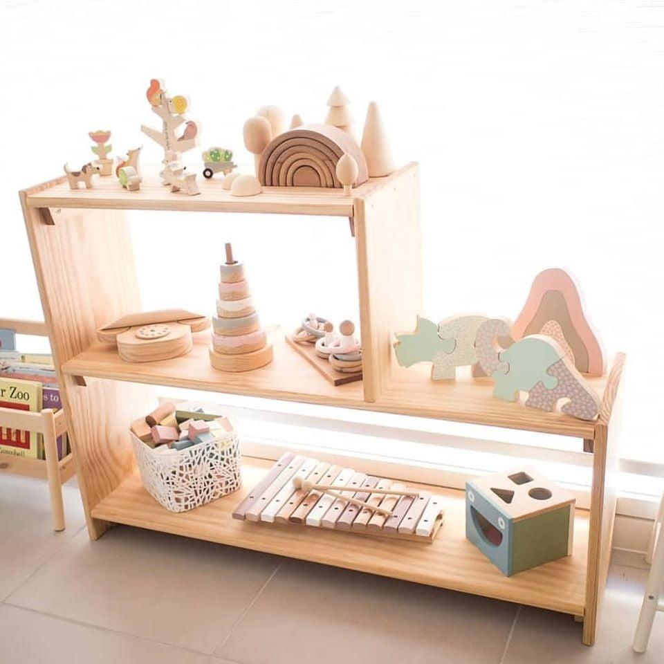 Image of Step Shelf - NOV 2021