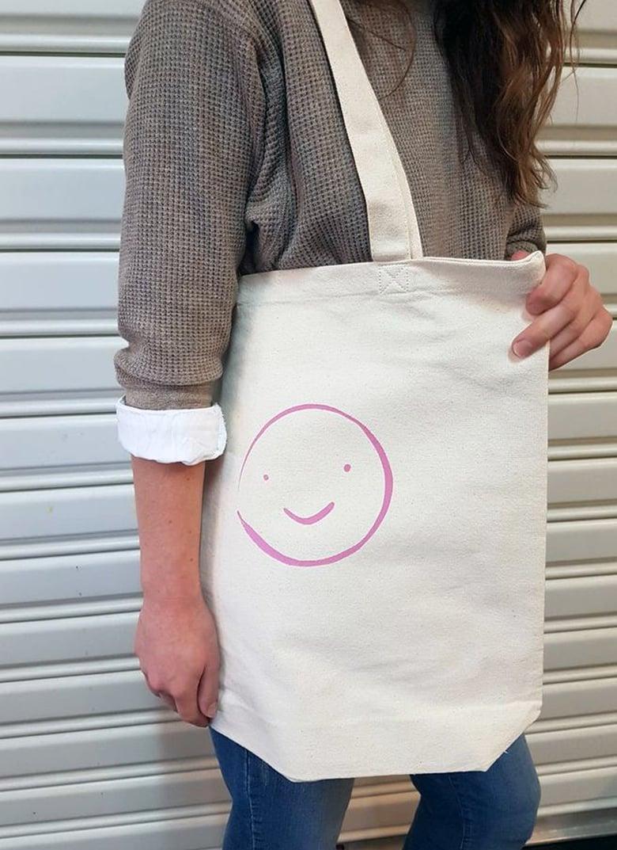 Image of F*EMS smile bag