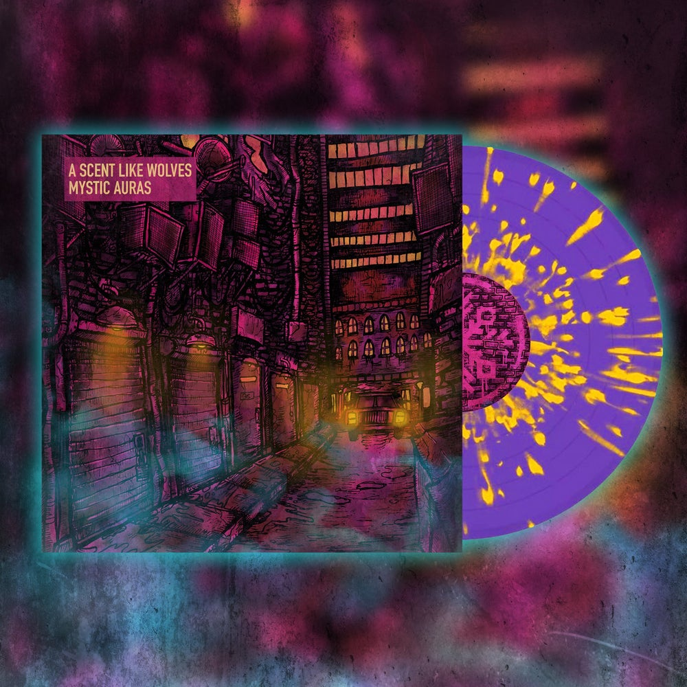 Image of Mystic Auras - Limited Edition Vinyl #2