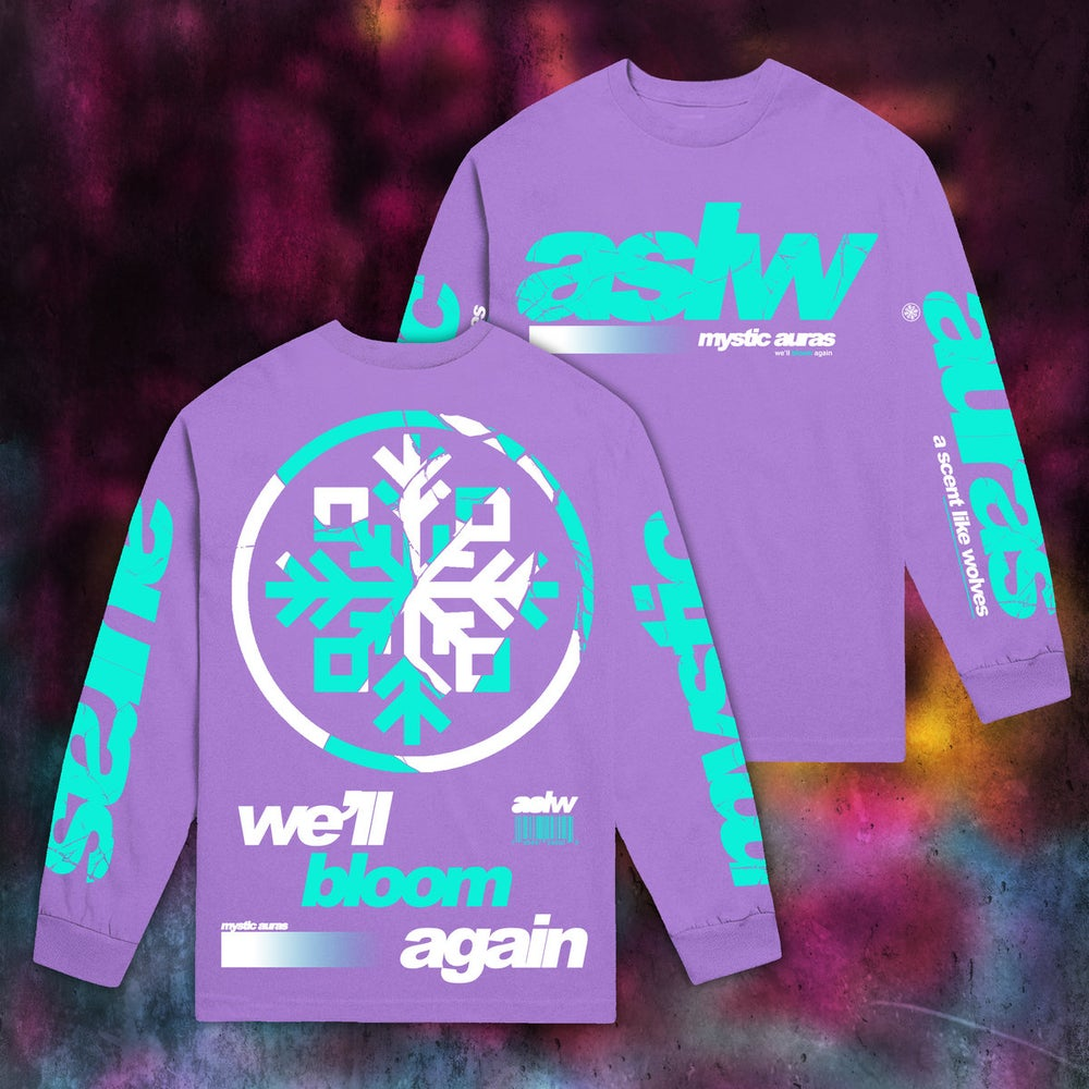 Image of Mystic Auras - Bloom Long Sleeve