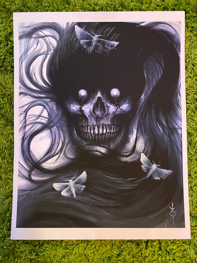 Image of Shadow of the Witch ( limited edition print )