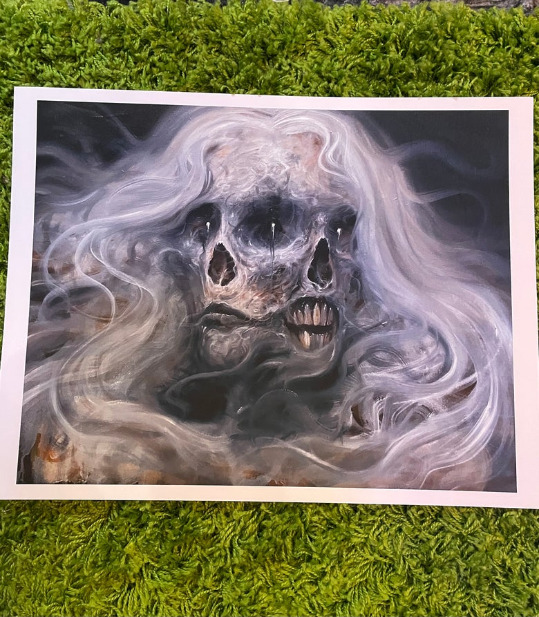 Image of Split Personality ( Limited Edition Print )