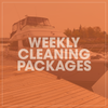 Weekly Cleaning Packages