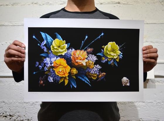 Image of Flourish print