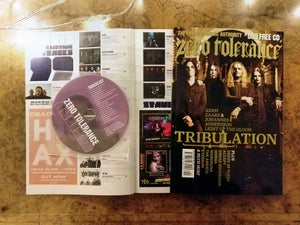 ZERO TOLERANCE MAGAZINE -  ISSUE 099