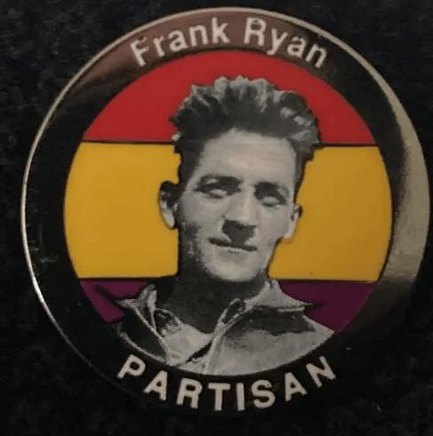 Image of Frank Ryan badge