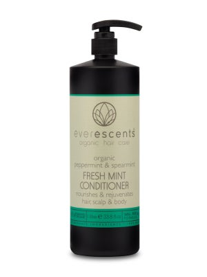 Everescents Organic Fresh Mint Conditioner