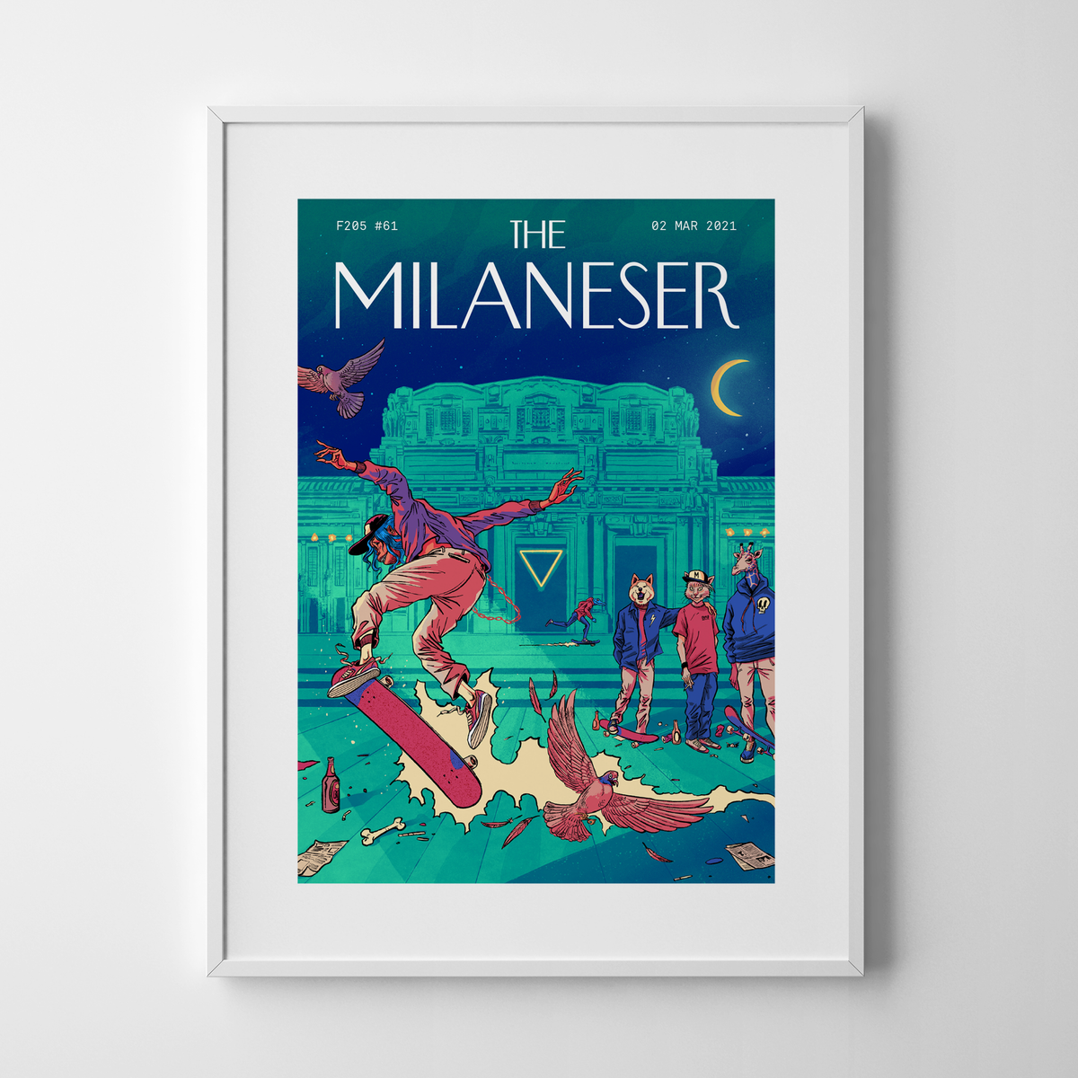 Image of The Milaneser #61