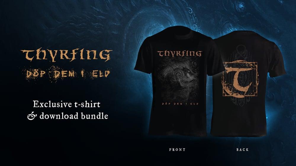 Image of Thyrfing - Döp Dem i Eld - T-shirt