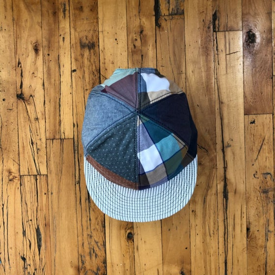Image of Casquette Denhien ™ 1of1 patchwork     .