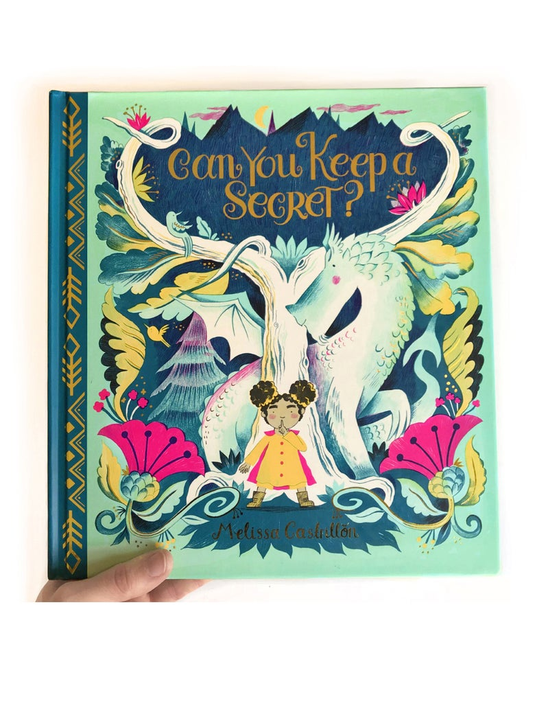 Image of 'Can you keep a secret?' Signed book in Hardback