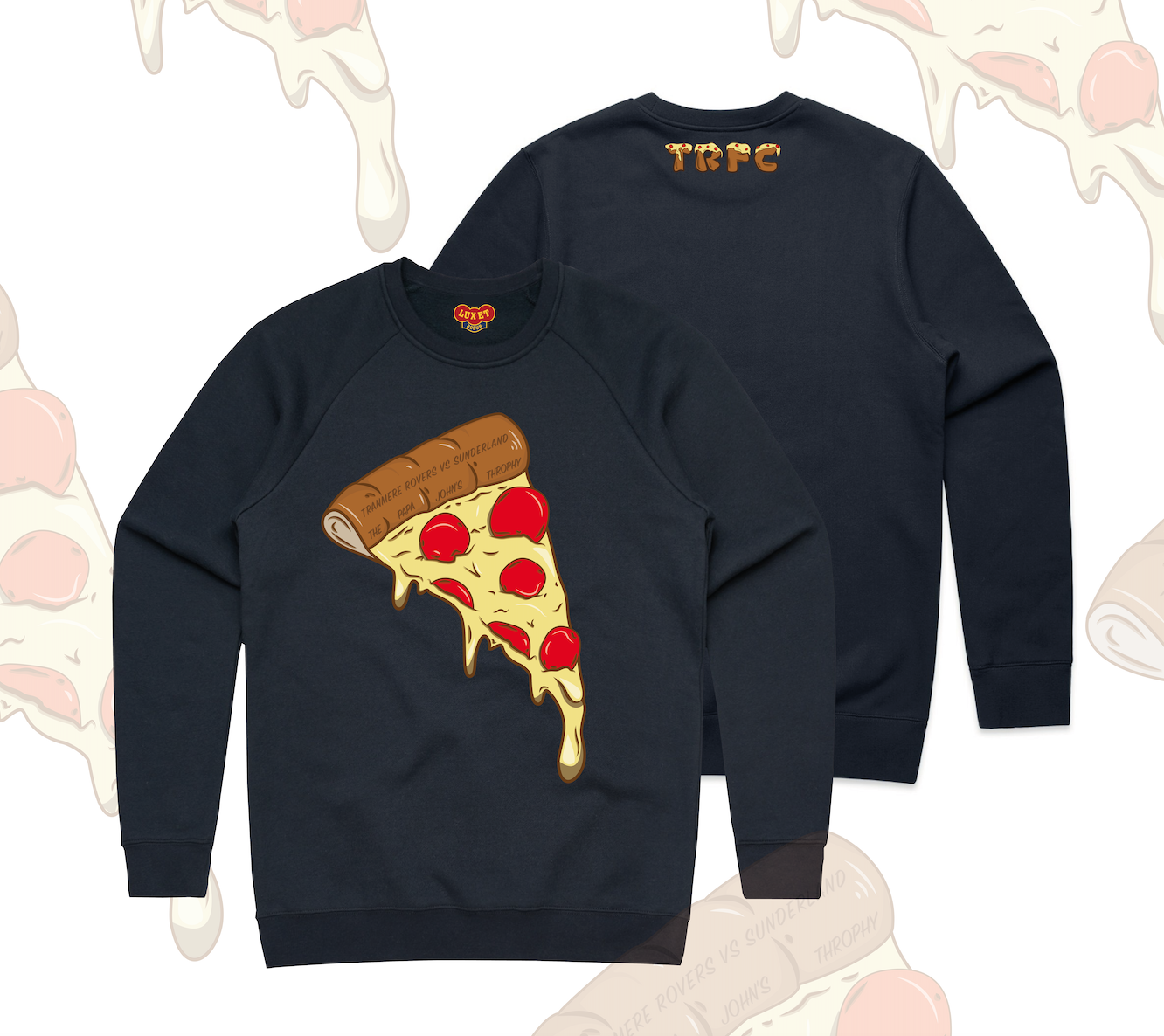 Image of Pizza Slice // Sweat