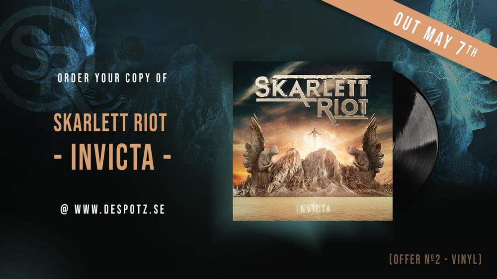 Image of Skarlett Riot - Invicta (LP)