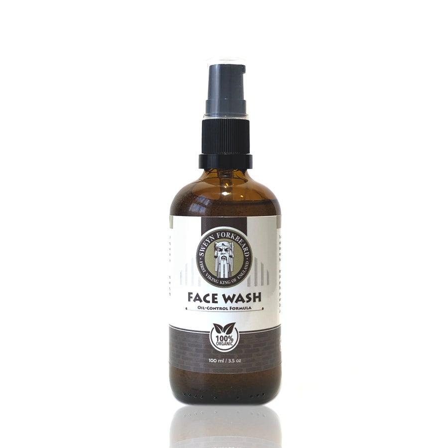 Image of Face Wash Oil-Control Formula