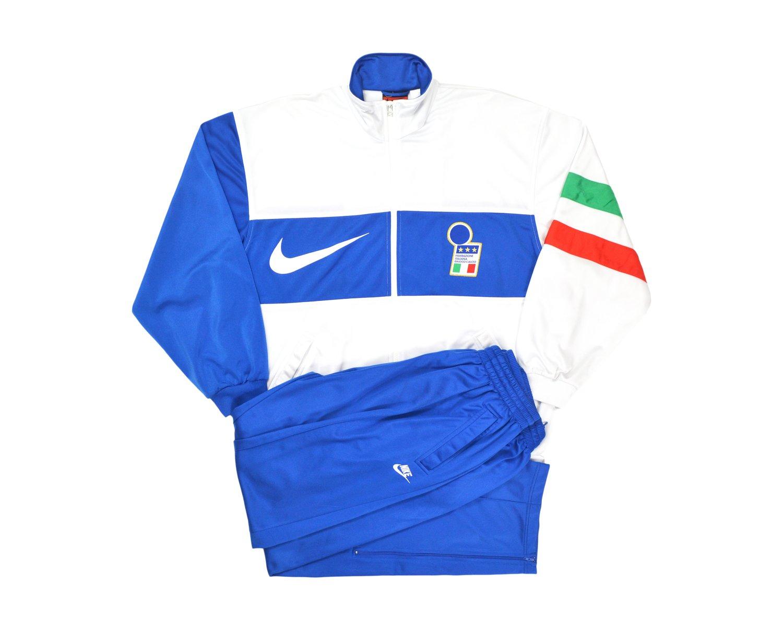 Image of 1996-97 Nike Italy Tracksuit XL