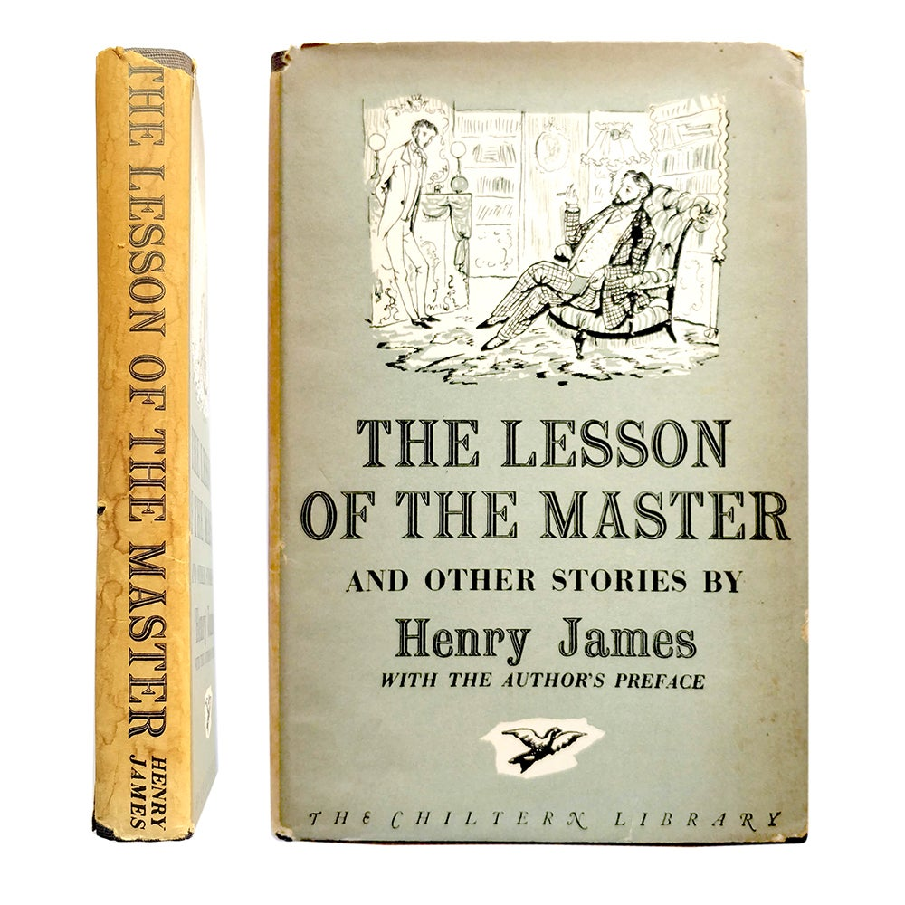 Henry James - The Lesson of the Master & Other Stories
