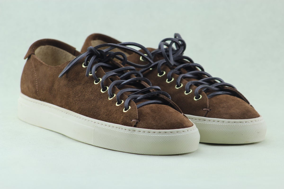 Image of Tanino snuff suede by Buttero
