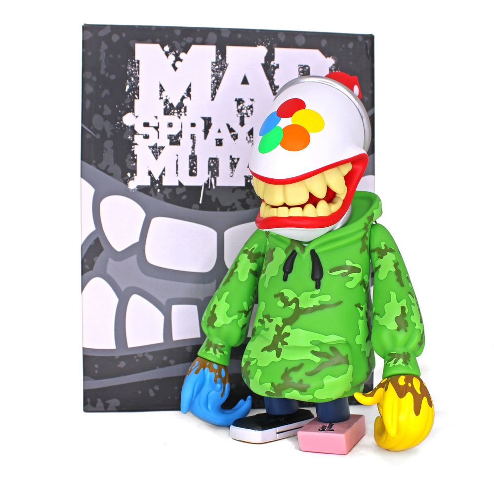 "Image of MAD Spraycan Mutant ""Street"" AP's"