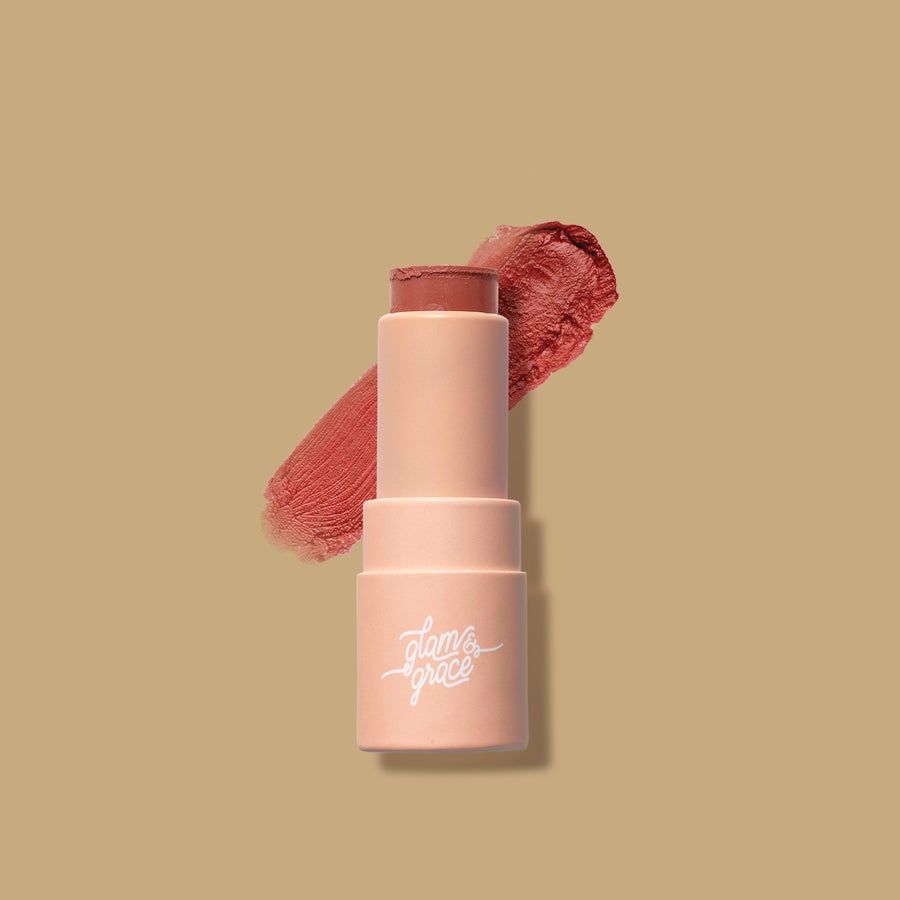 Image of Mega Color Lip Balm - Muted Red