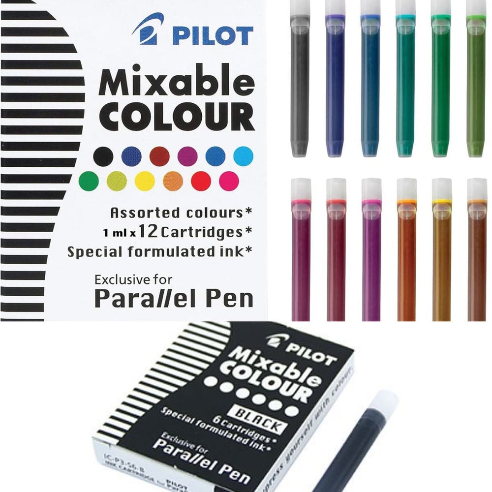Image of INK PARALLEL PEN