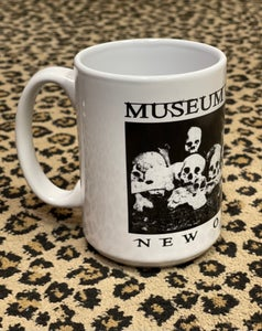 Image of New Orleans Bed of Skulls Mug, 16 oz