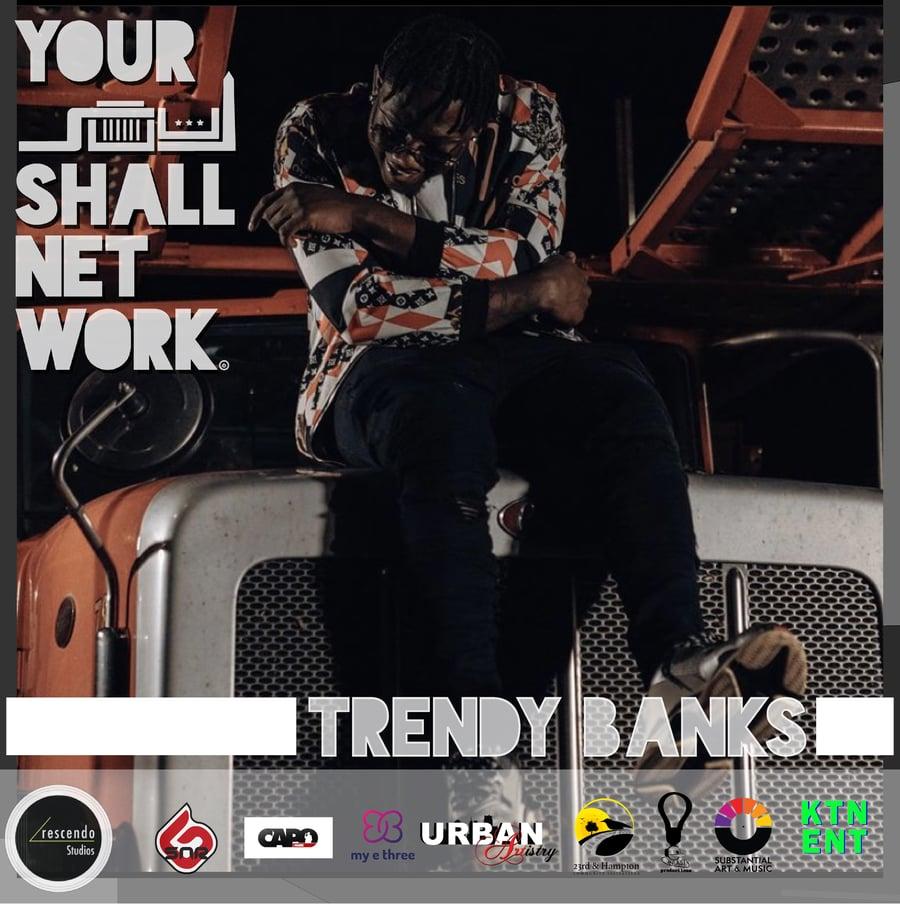 Image of TRENDY BANKS VIRTUAL TICKET