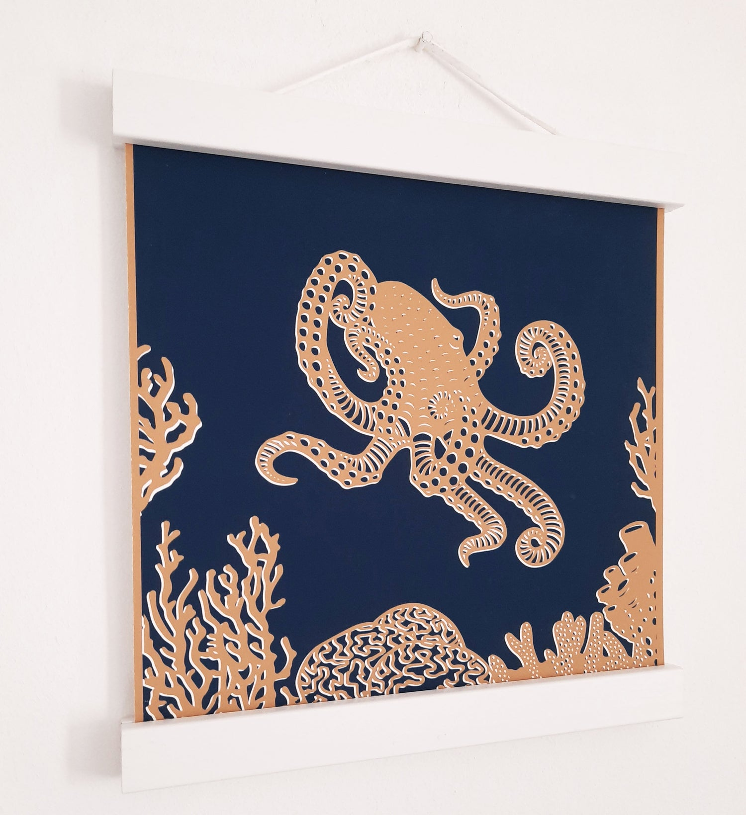 Image of Octopus Giclée Print